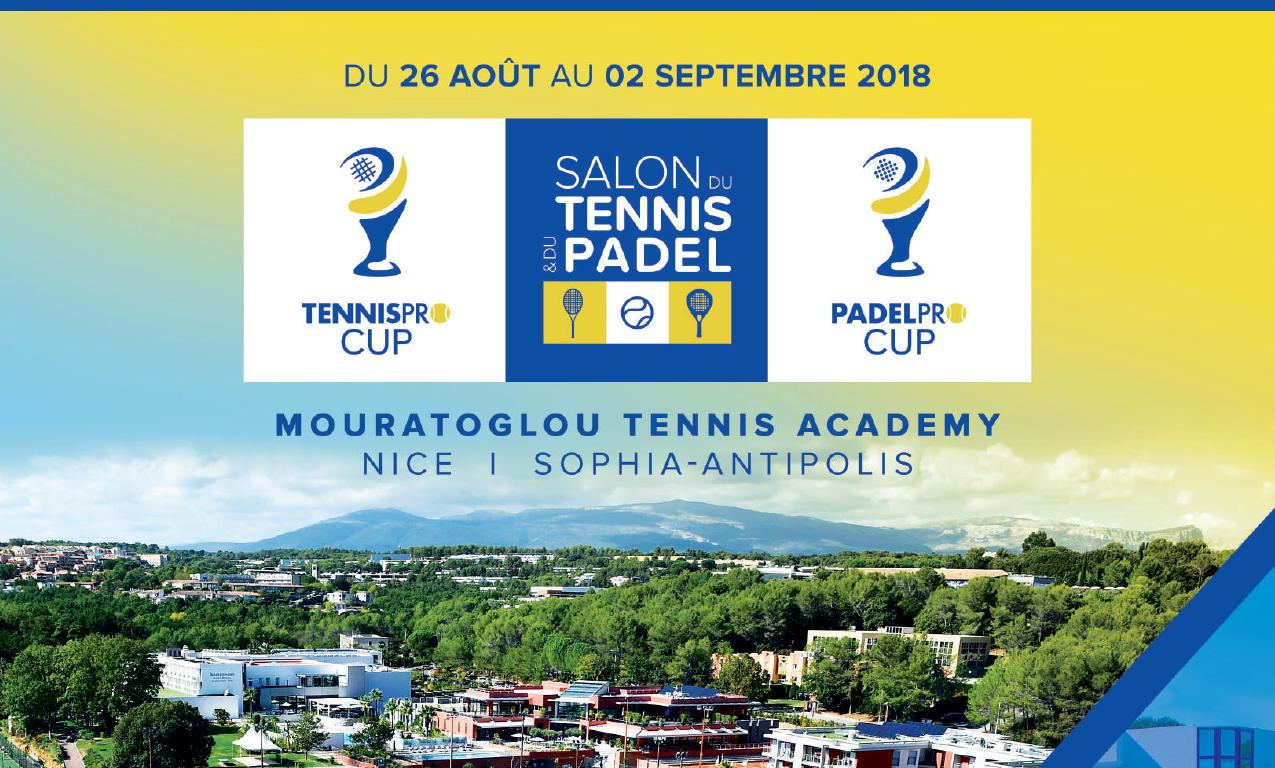 Die Mouratoglou Tennis Academy renoviert ihre 4-Paddle-Plätze