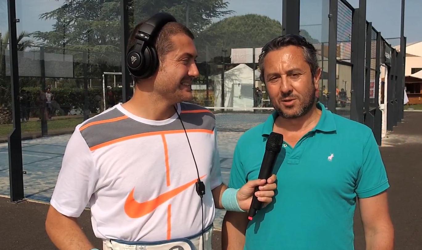 Renaud Murat : «Le Béziers Padel Club s'agrandira»