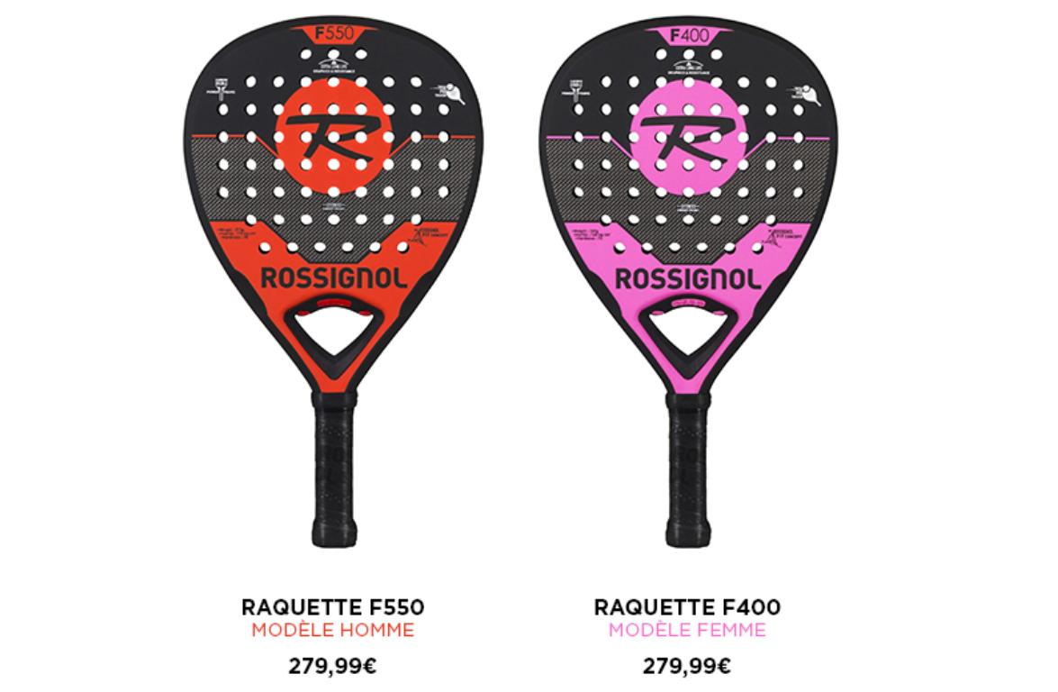10 raquettes de padel Rossignol à gagner