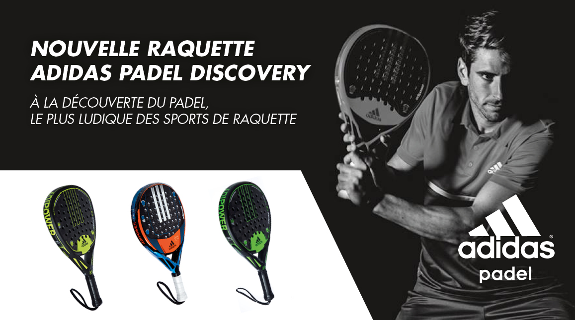 radio toque exprimir  Test the Adidas rackets Padel 2018 at Casa Padel | Padel Magazine