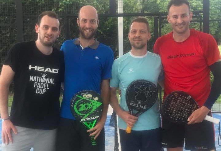 LAPOUGE / MICHEL remporte l'Open Padel Lesigny