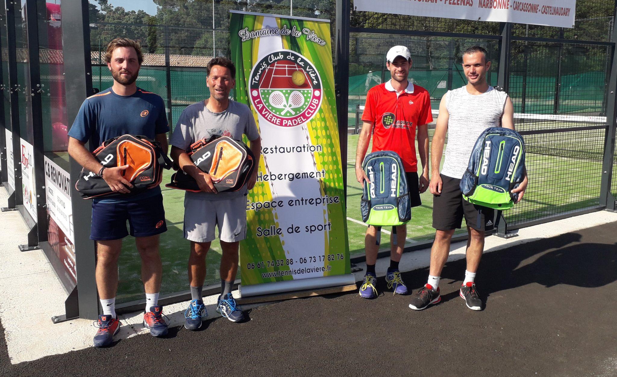 Sanchez / Serin et Mateo / Ricart remportent le HPO de la Vière