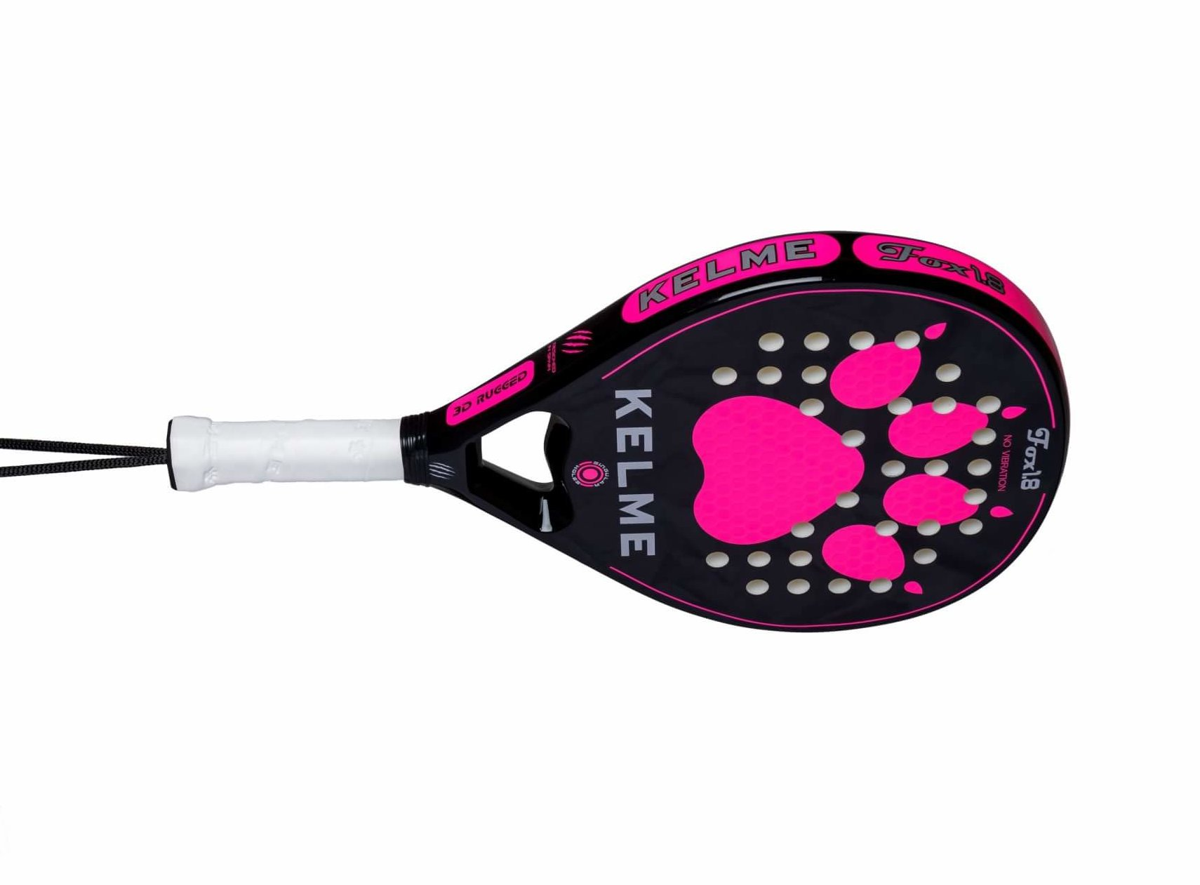The Kelme Lynx 2018, a racket that memorizes!