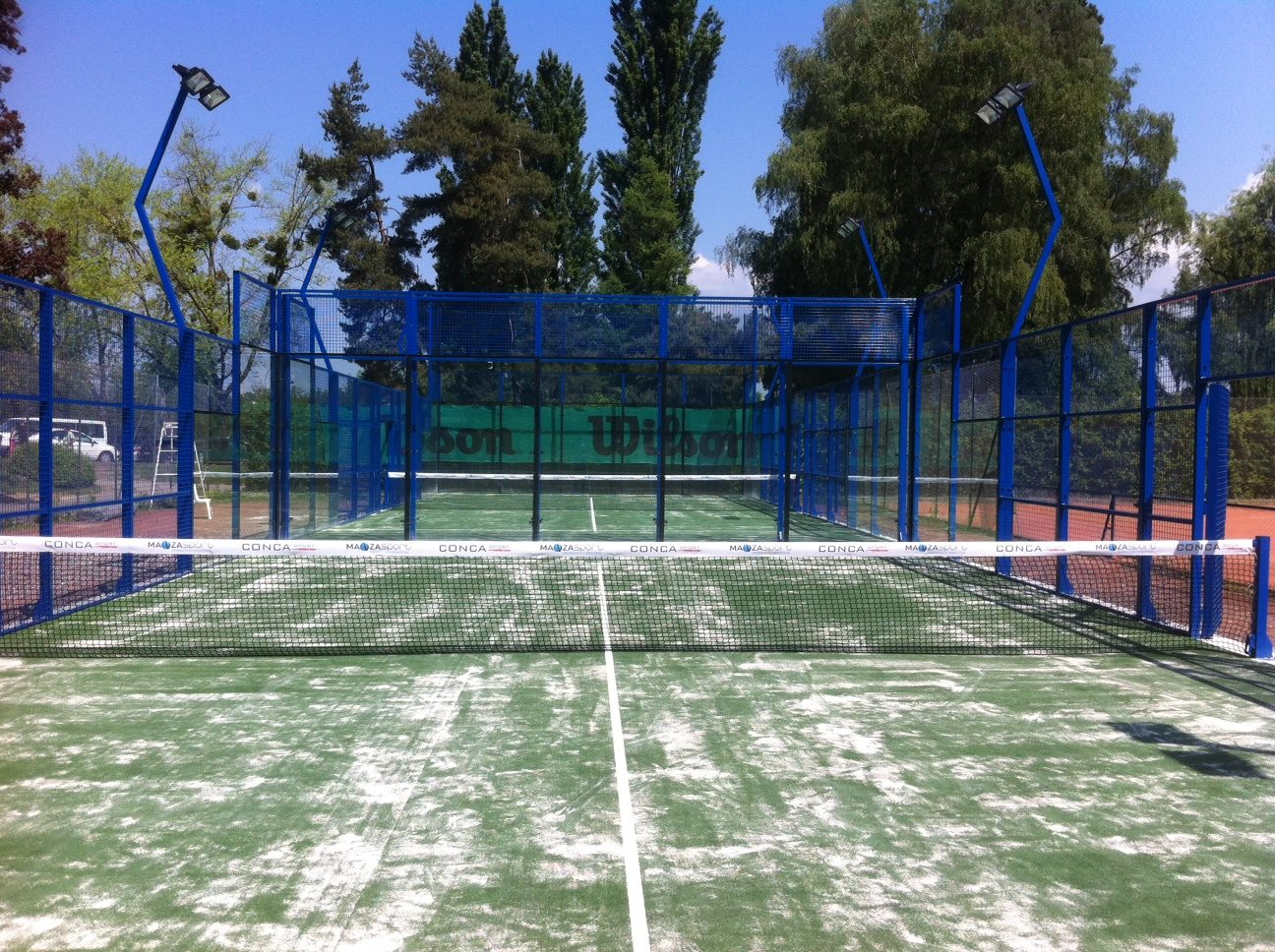 LE PADEL ARRIVA AD ANNECY
