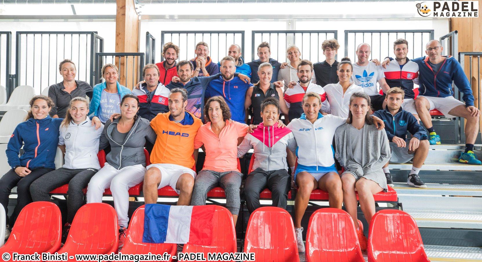 パラグアイでの世界選手権のフランスチームの誰ですか?