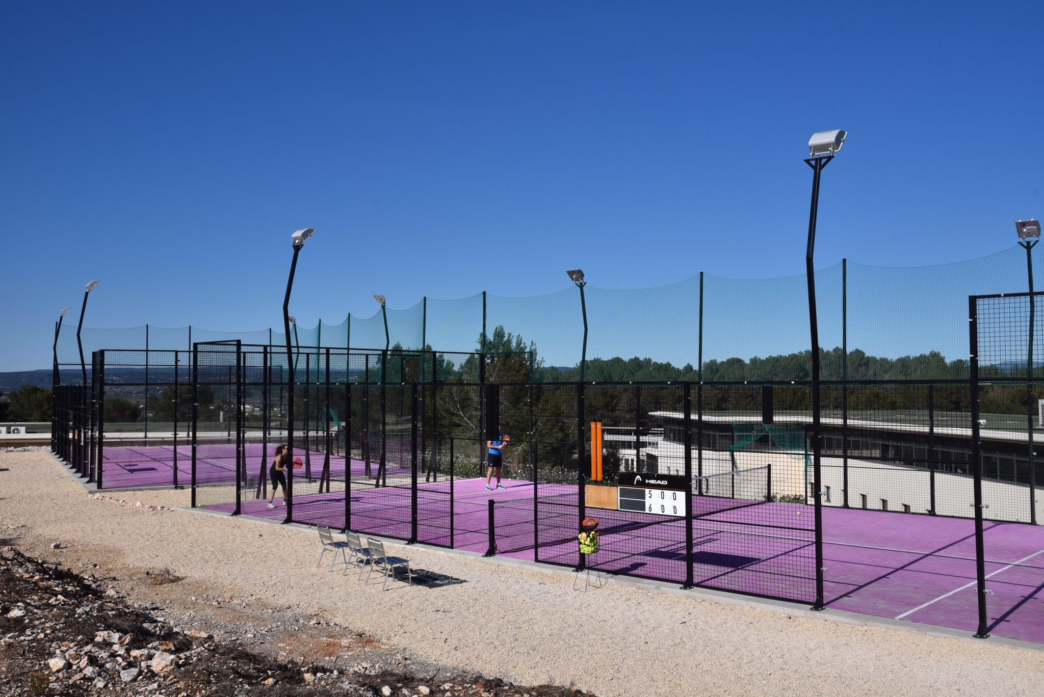 WORK AND PADEL, QUAND SPORT ET TRAVAIL FONT BON MENAGE
