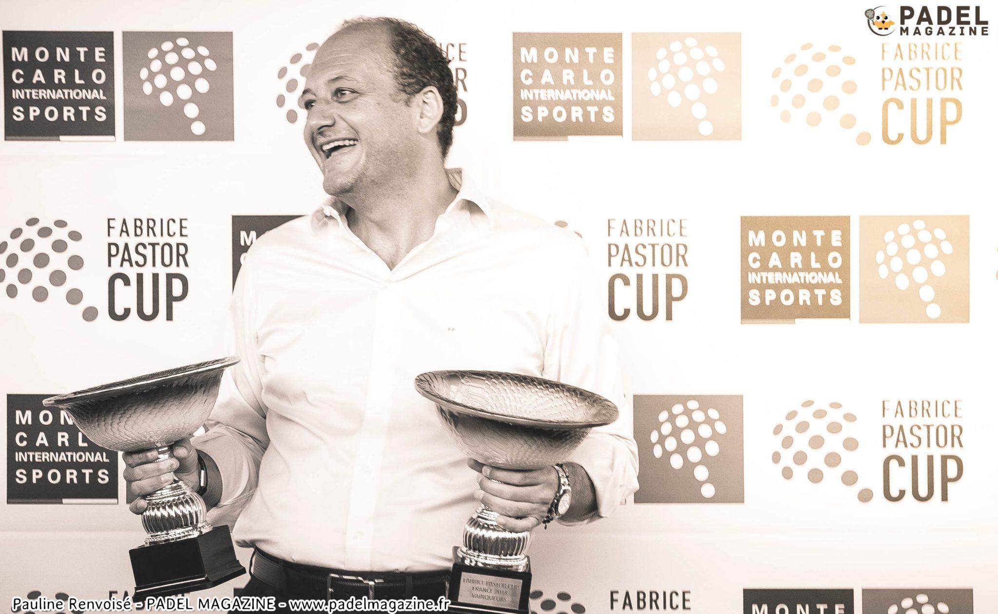 Fabrice Pastor: «L'APT peut devenir le plus grand circuit au monde»