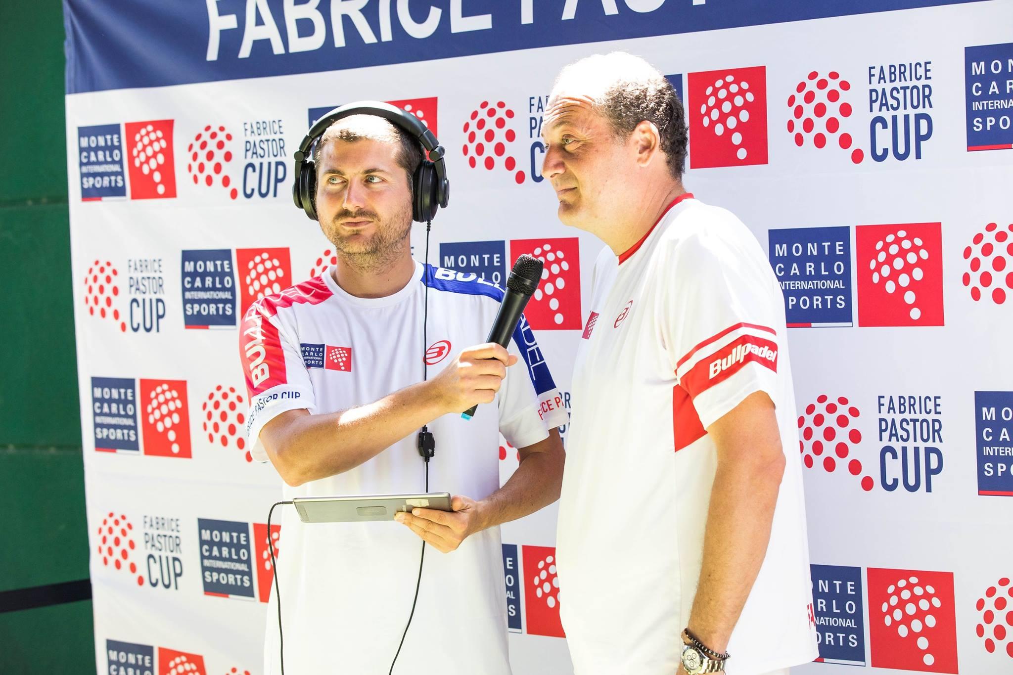 """Fabrice Pastor: """"Sono stato gettato"""""""