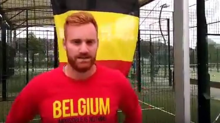 """Guillaume Crasson: """"Belgien vil være til stede i verden af padel 2018 """""""