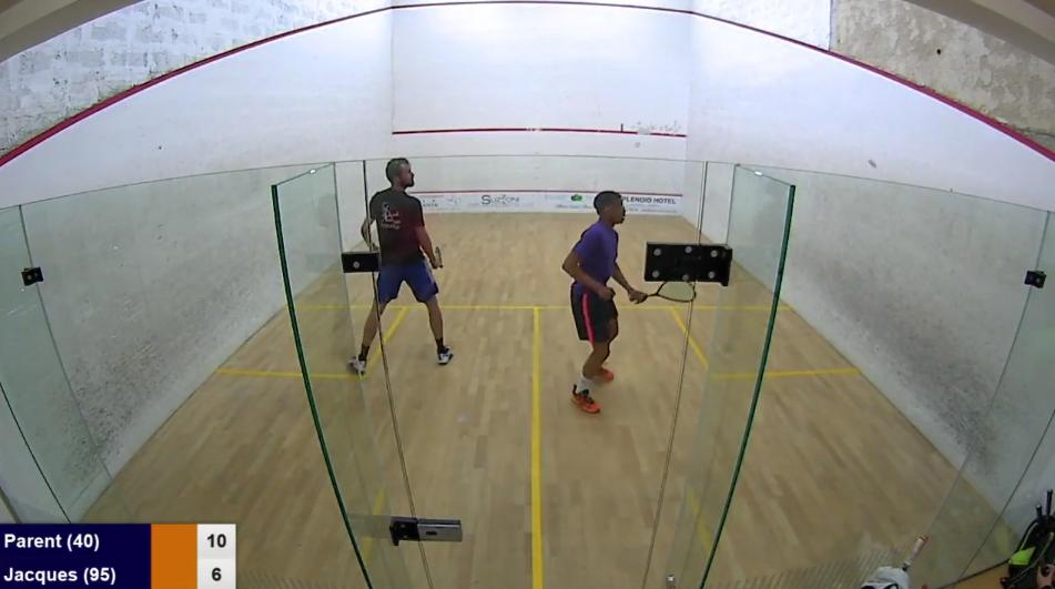 Le squash : Un impact cardiaque important