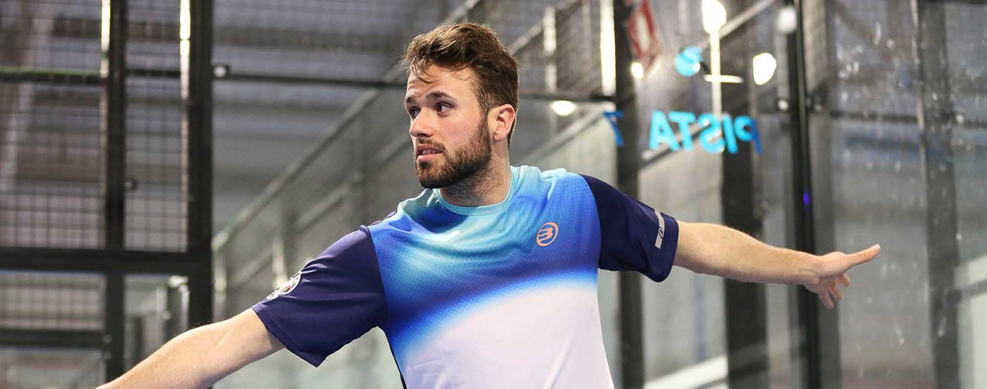 WPT Padel : Rafa Mendez in disparte