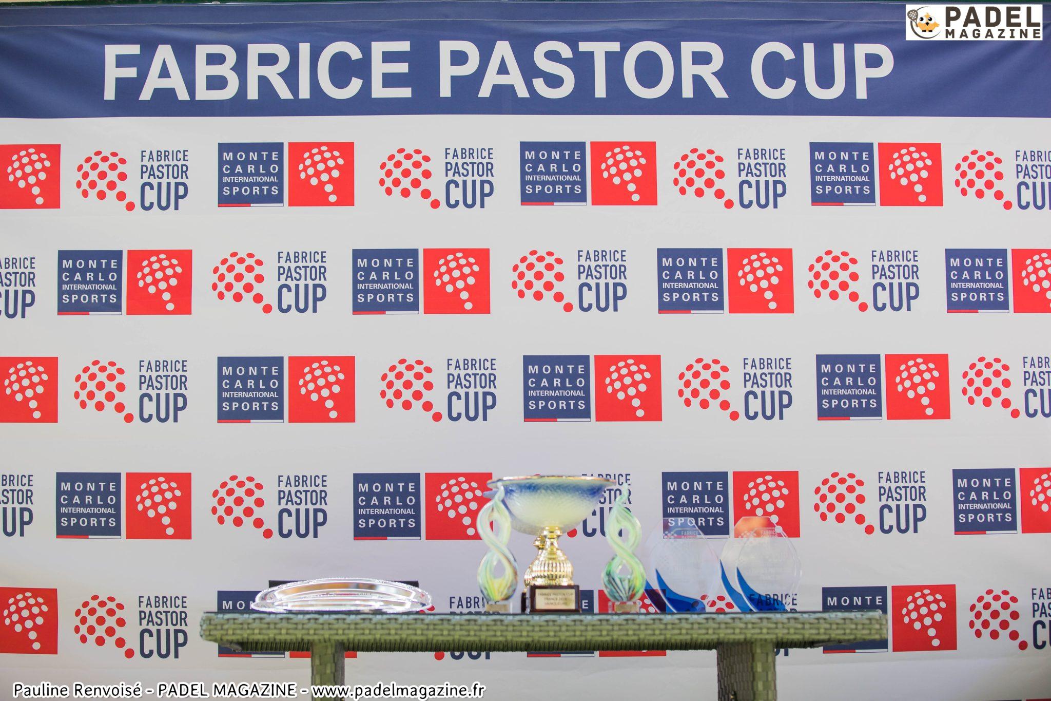 Bensadoun / Poggi remporte la 1ère édition de la Fabrice Pastor Cup en France