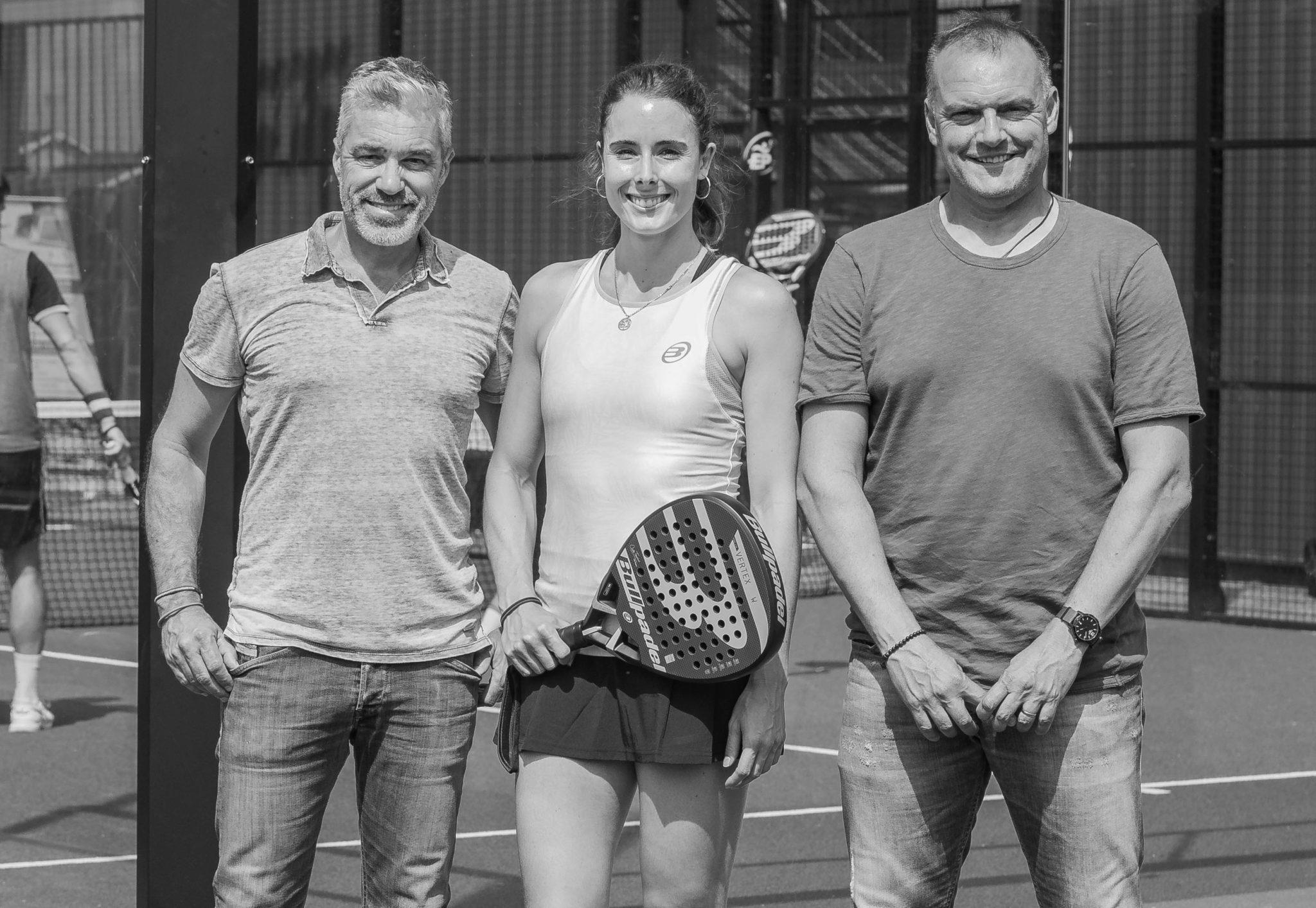 Alizé Cornet s'incorpora a l'equip BULLPADEL