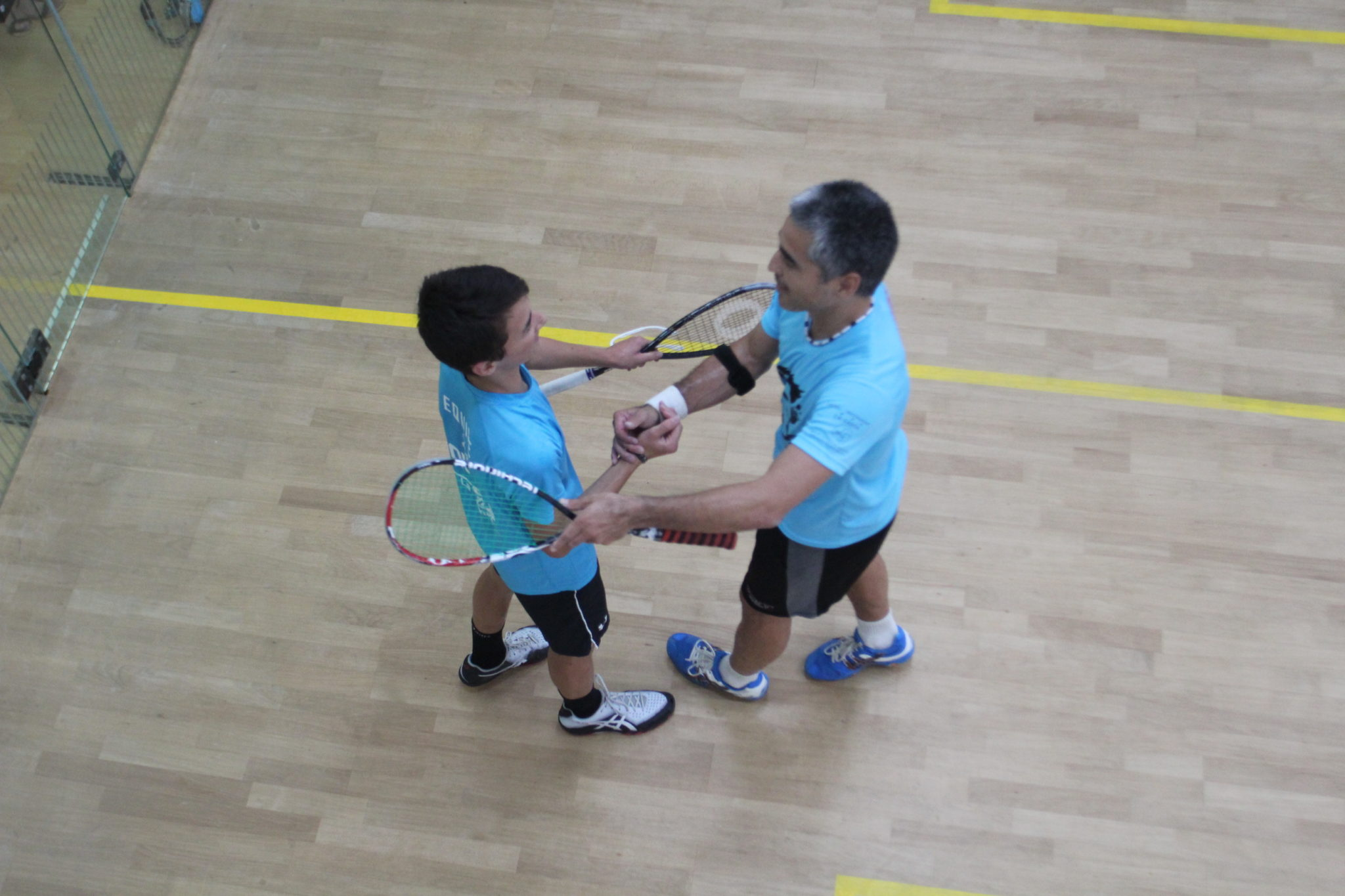 Squash: 22eme apre internazionale di L'Ile-Rousse