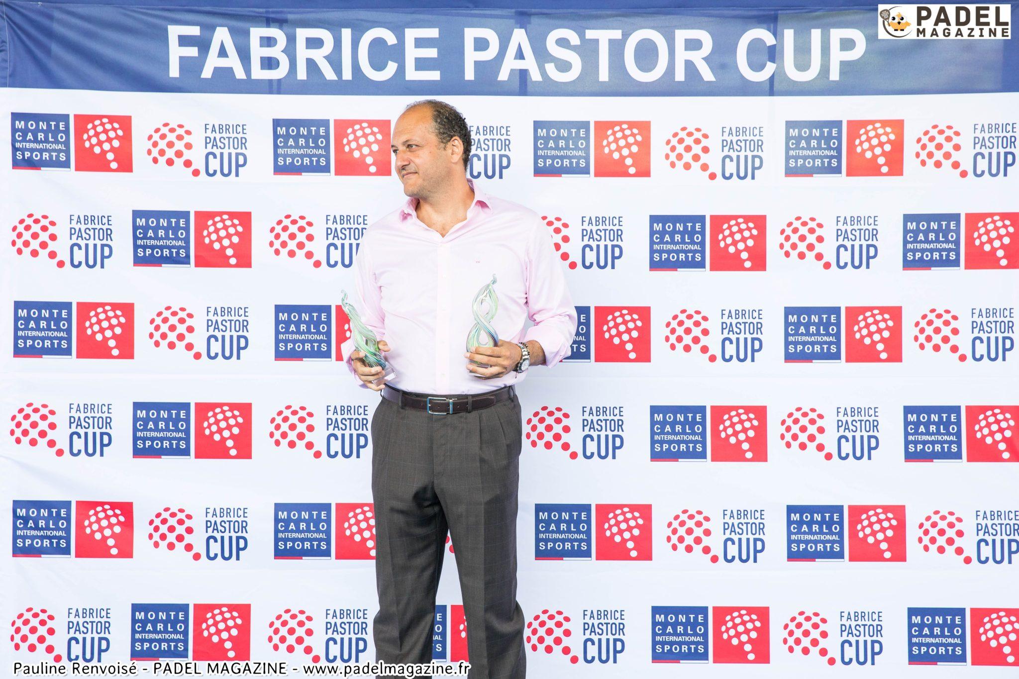 """Fabrice Pastor: """"homenatjar un esport que m'ha donat tant"""""""
