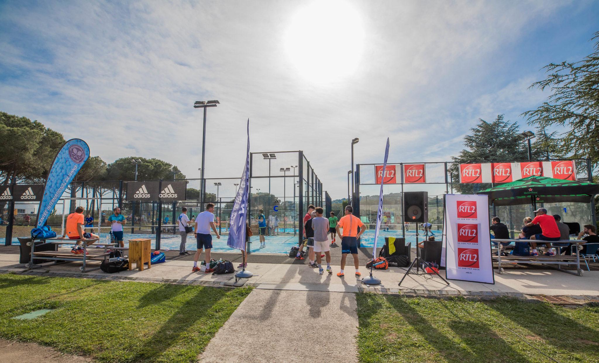 Les clubs de tennis et le padel