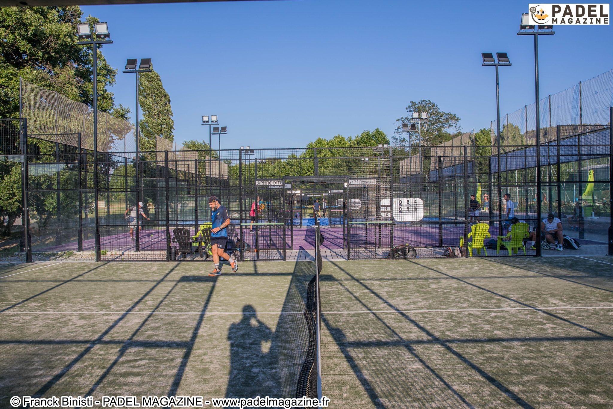 1 / 2-Salines / Mendez vs Decarli / Casal-オープンオールイン Padel スポーツ-P1000