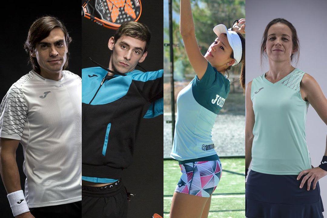 Padelpro Cup : La venue de 4 grands joueurs de Padel !