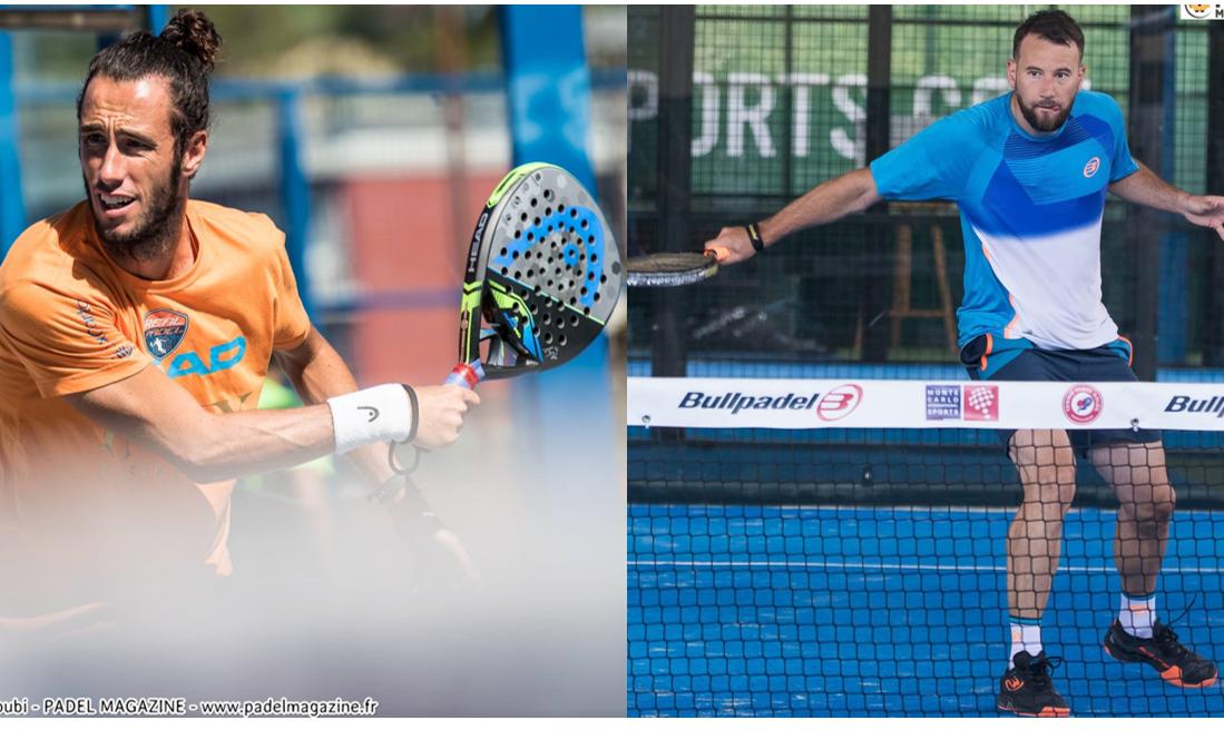 Haziza / Maigret raggiunge la TABELLA PRINCIPALE dello Swedish Open!