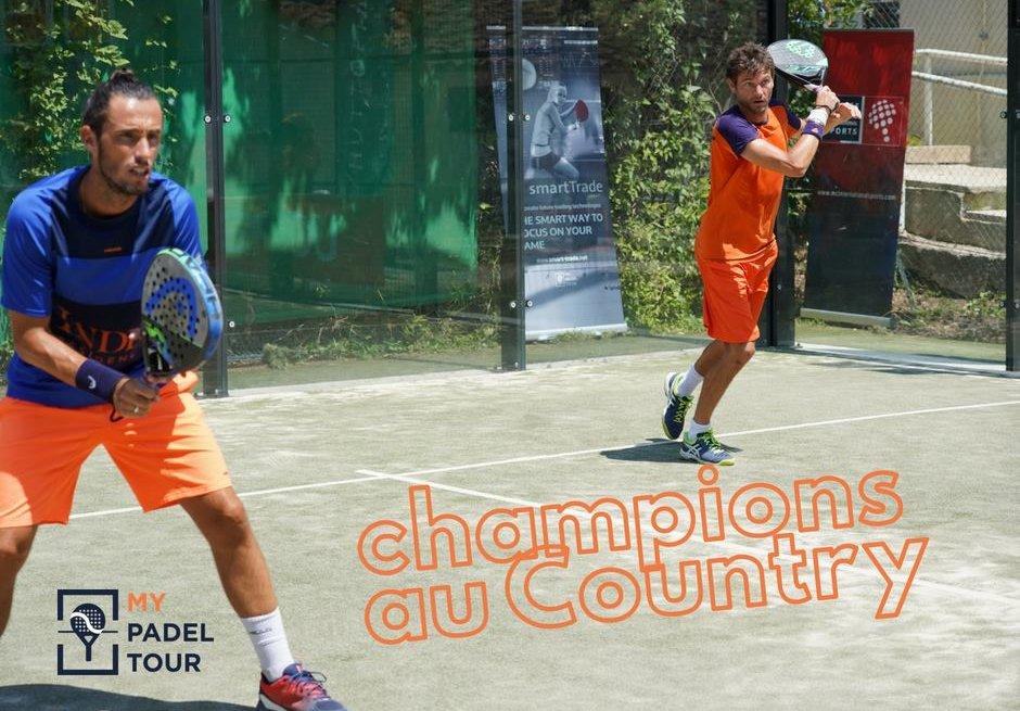 Scatena / Haziza – MPT Aix-en-Provence : les champions du Country !