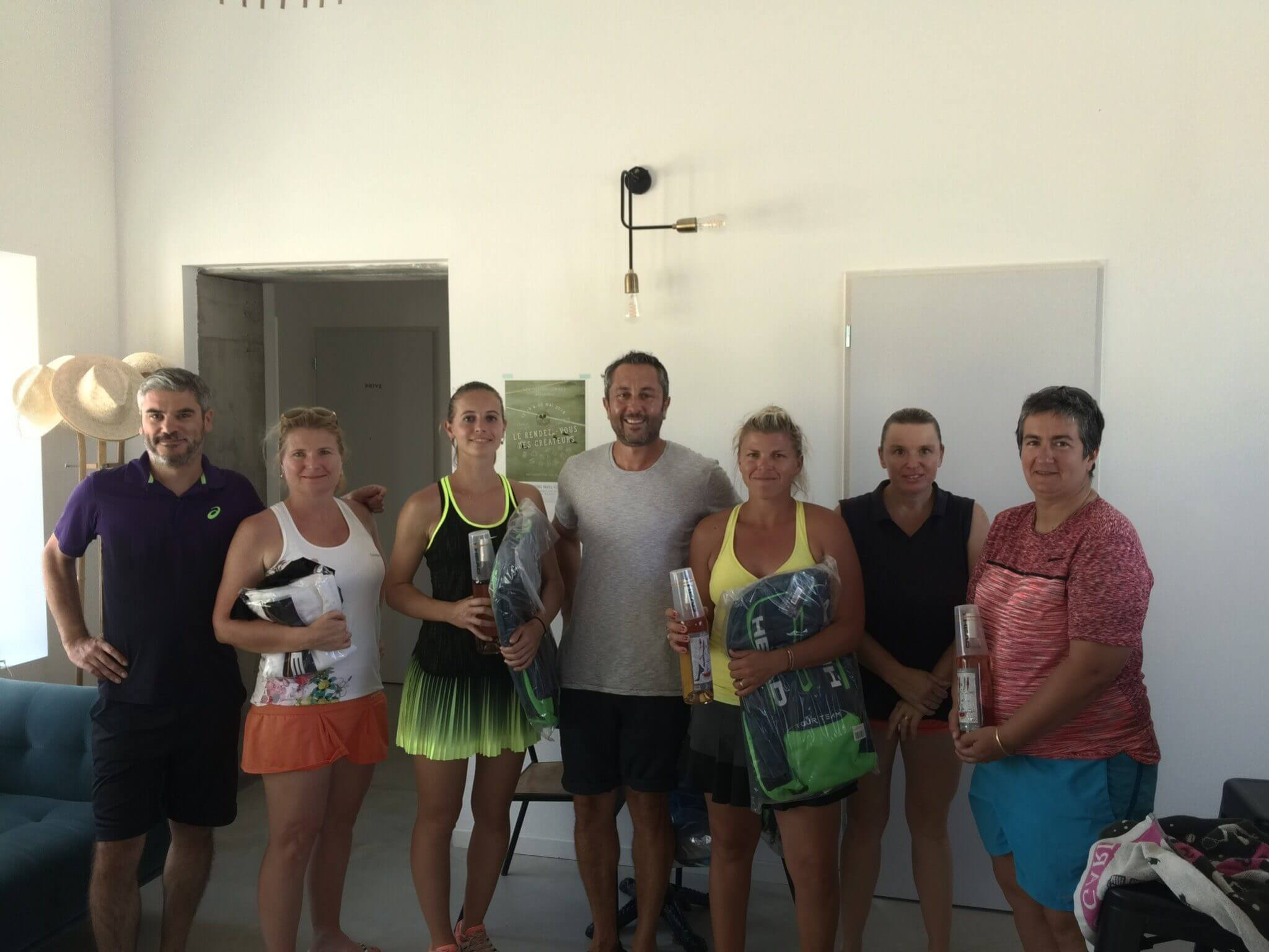 Nationalens framgång Padel Cup i Béziers Padel Klubb