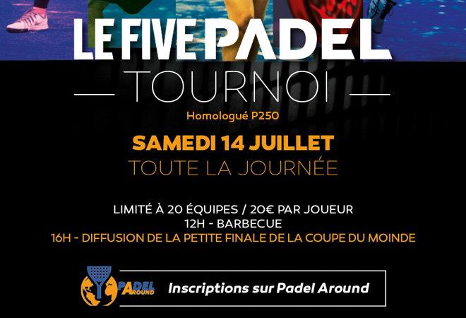 14 juillet : P250 chez SoccerPark Bordeaux