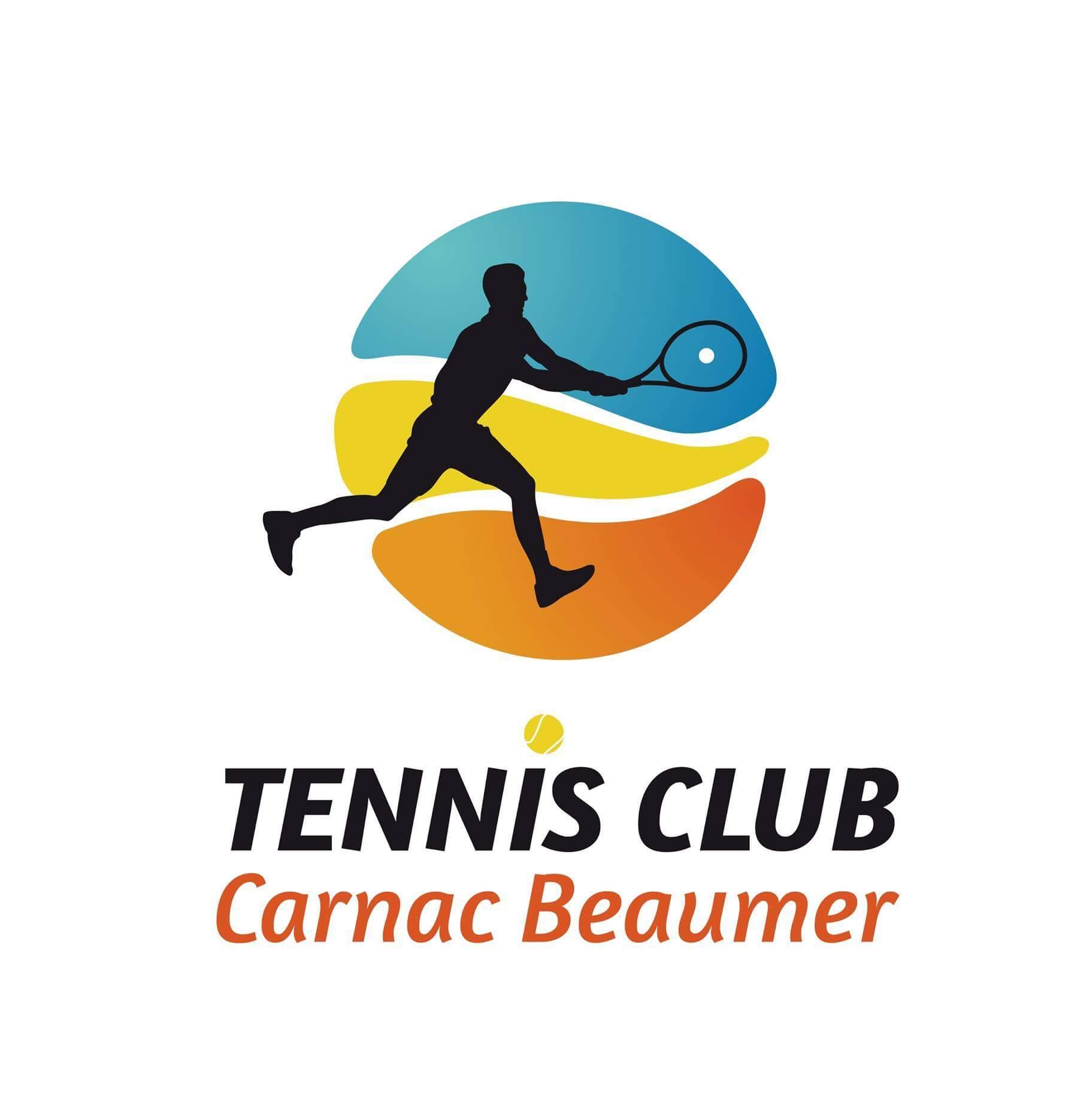 logo Tennis club Carnac Beaumer padel