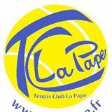 ロゴ・テニス・クラブ - ローマ法王、パドル