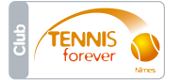 ロゴ・テニス - 永遠 - ニーム - パドル
