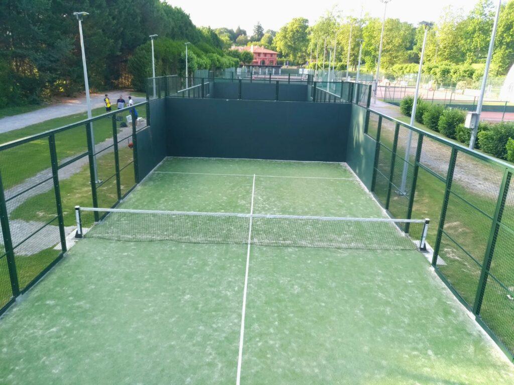 テニス padel サンジャンデルス