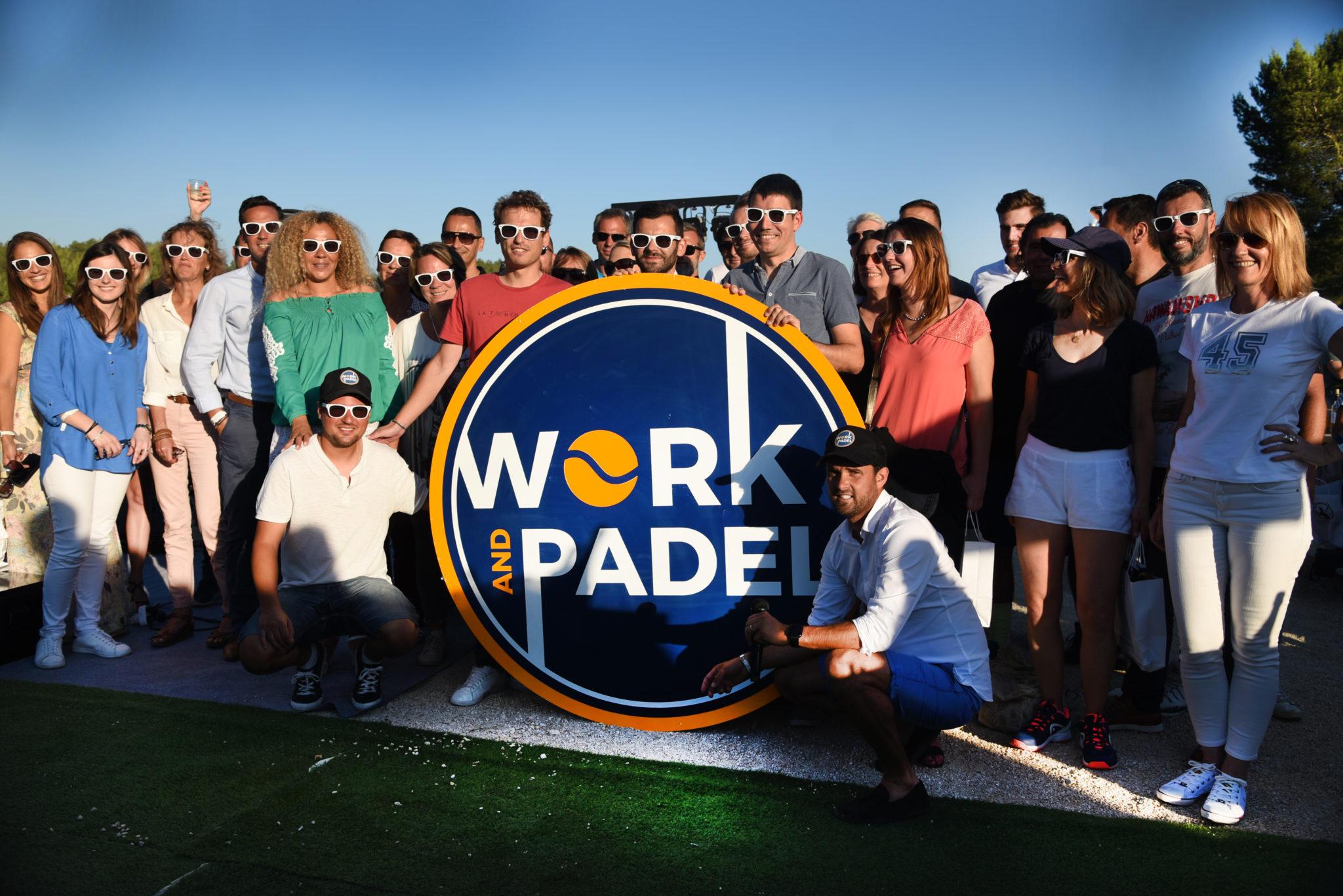 Trophée inter-entreprises Club Med : une première réussie chez Work & Padel !