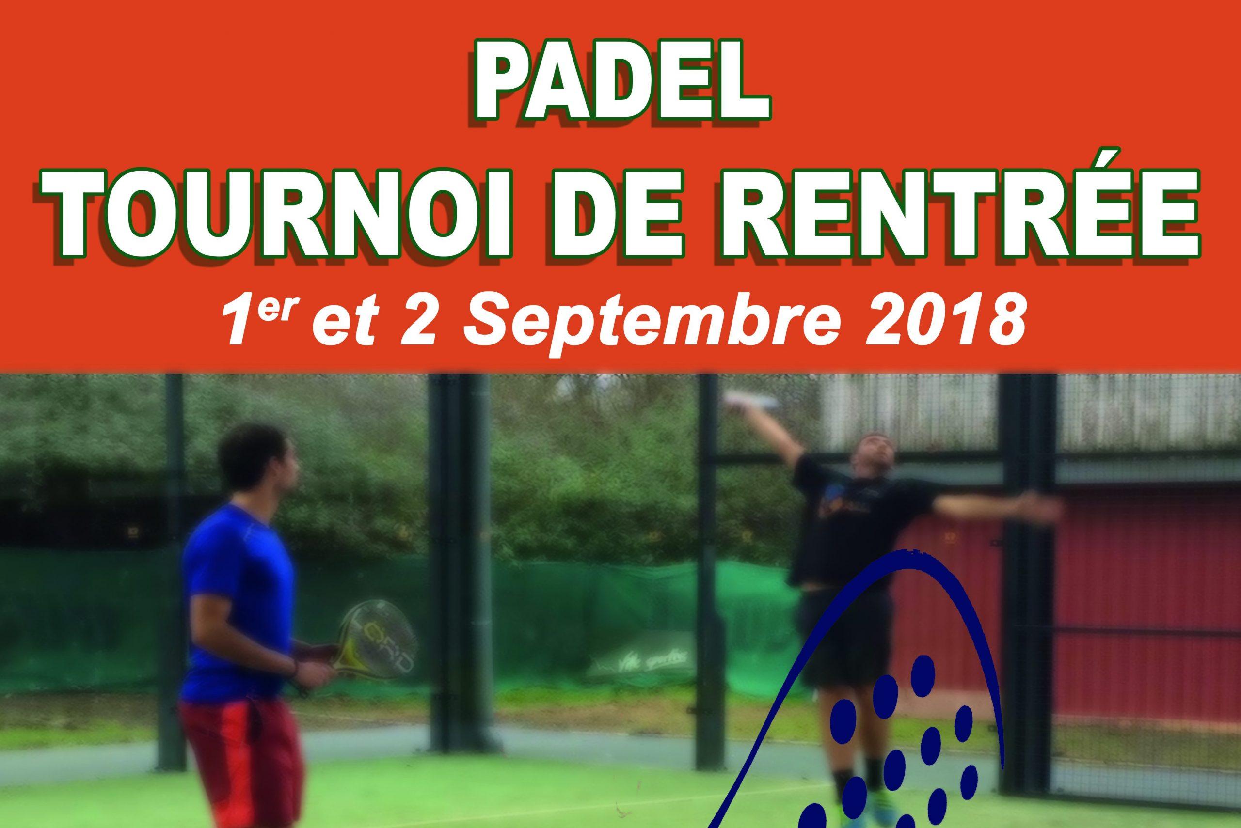 Le Tennis / Padel Club de Pau prépare sa rentrée avec un p100 messieurs