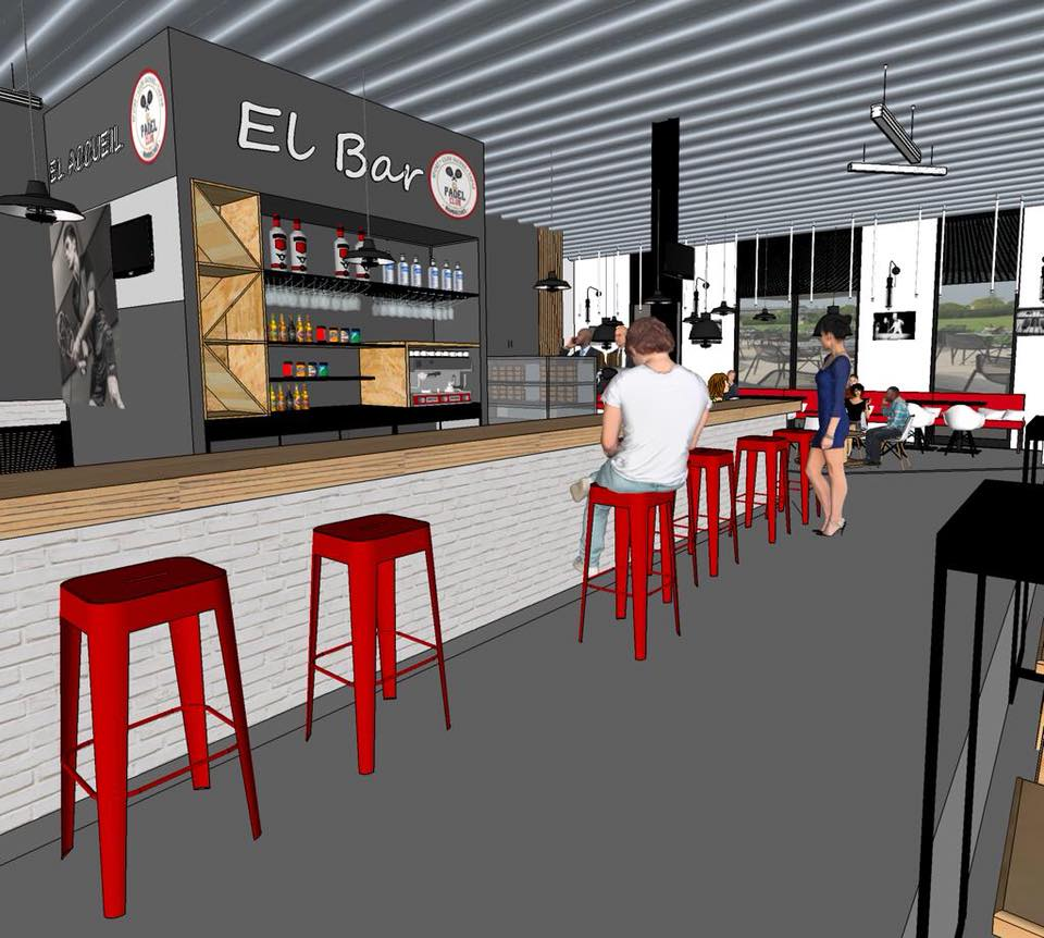 El Padel Club Wambrechies en 3D