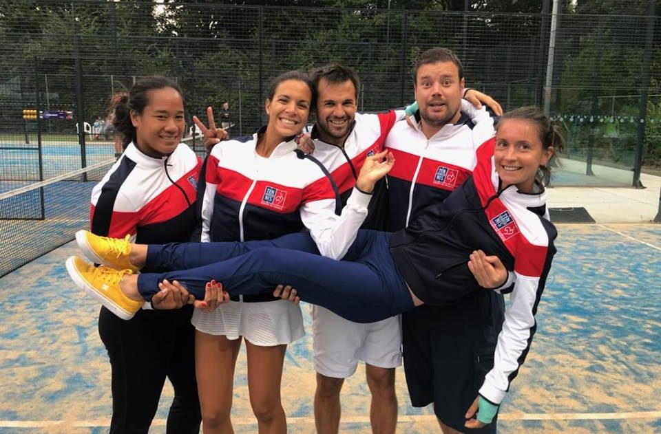 La France remporte la Padel Nations Cup 2018