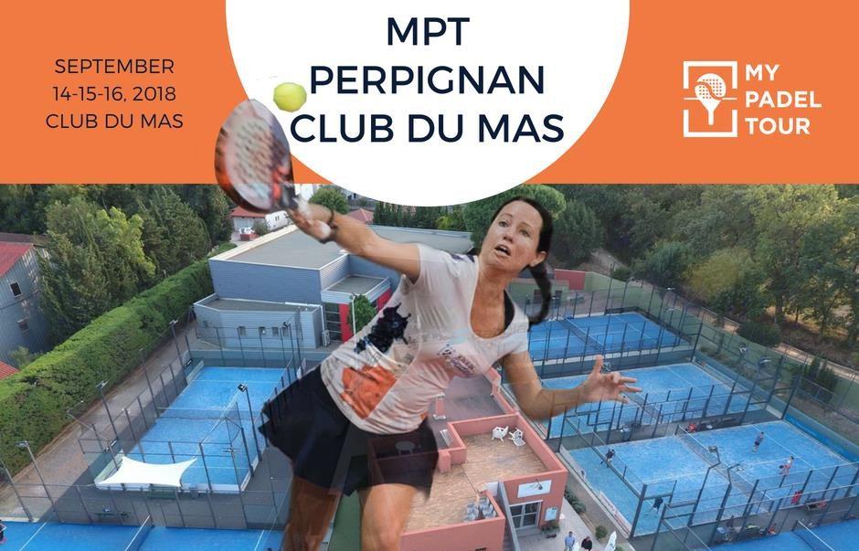 My Padel Tour Perpignan – Club du Mas – En préparation