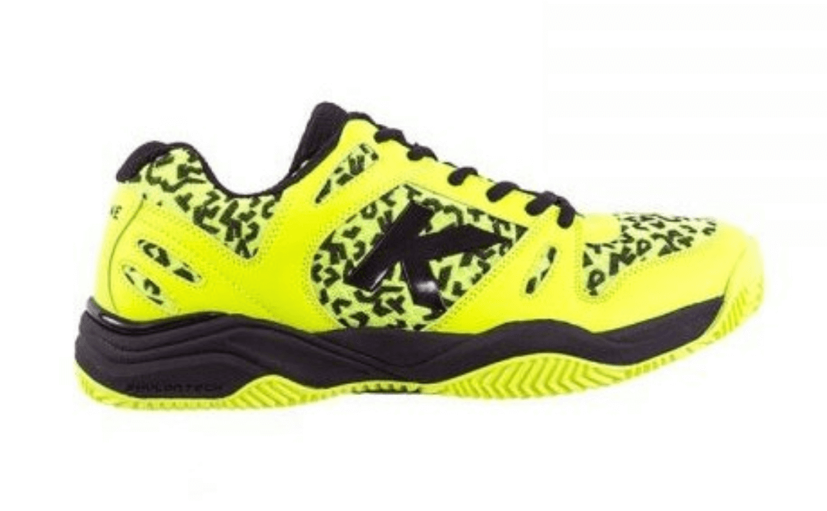 The shoes Kelme Padel flashy!