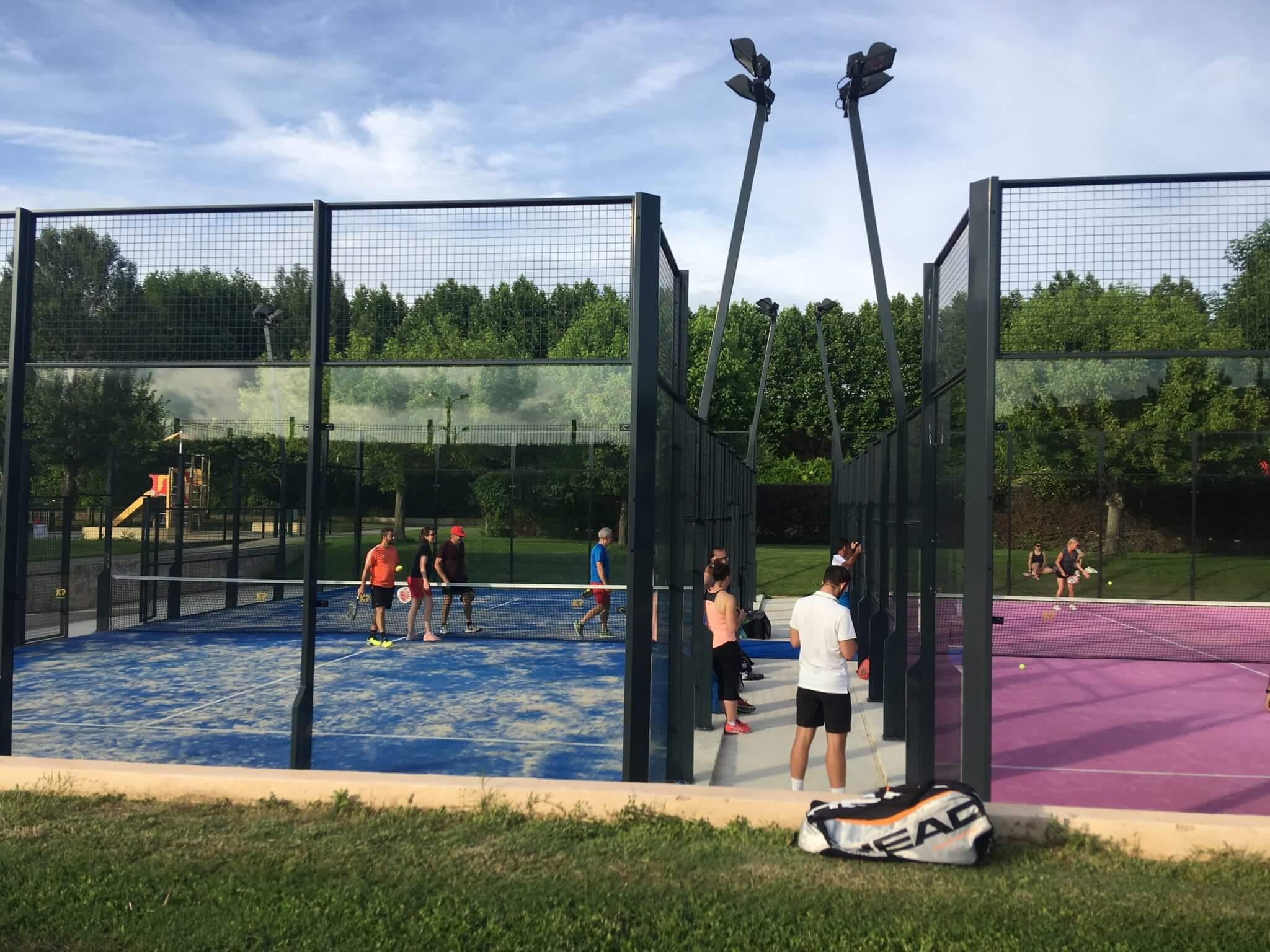 tournoi AUC PADEL tennis