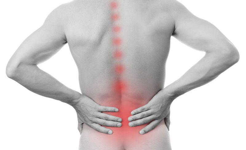 Dor lombar: o flagelo dos jogadores de futebol Padel