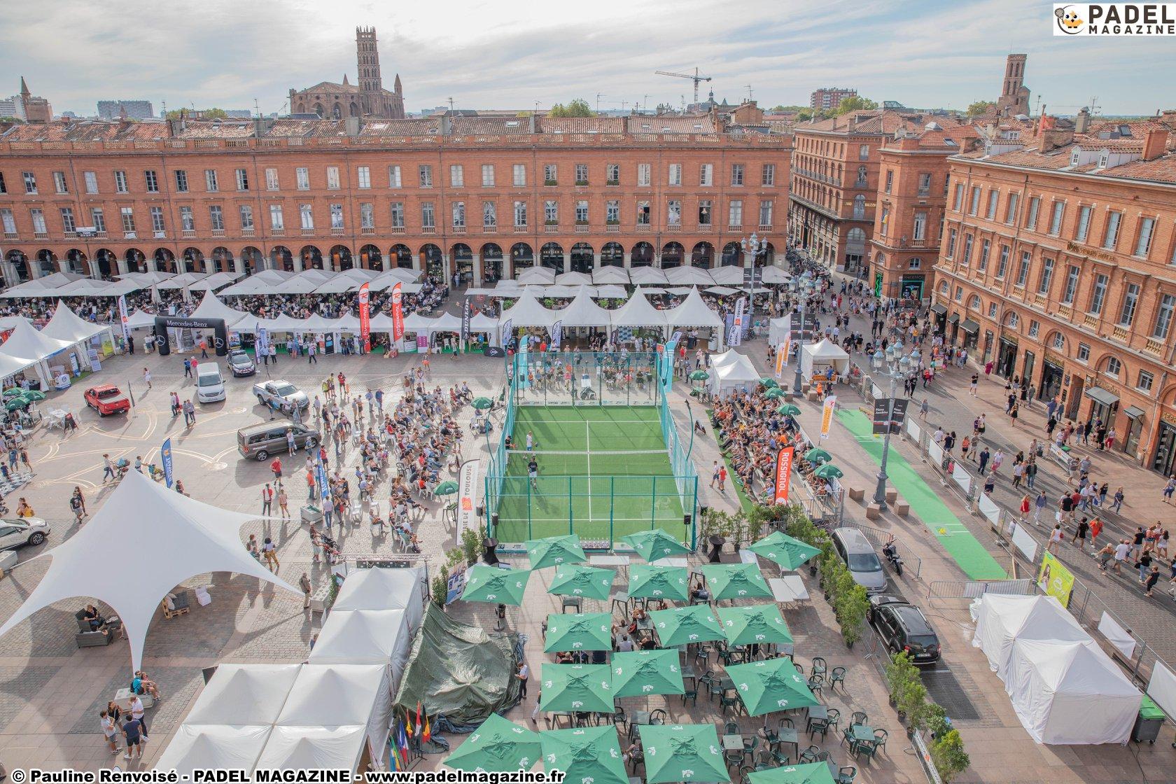 """Claude Baigts: """"Una grande folla per gli Open di Francia di padel """""""