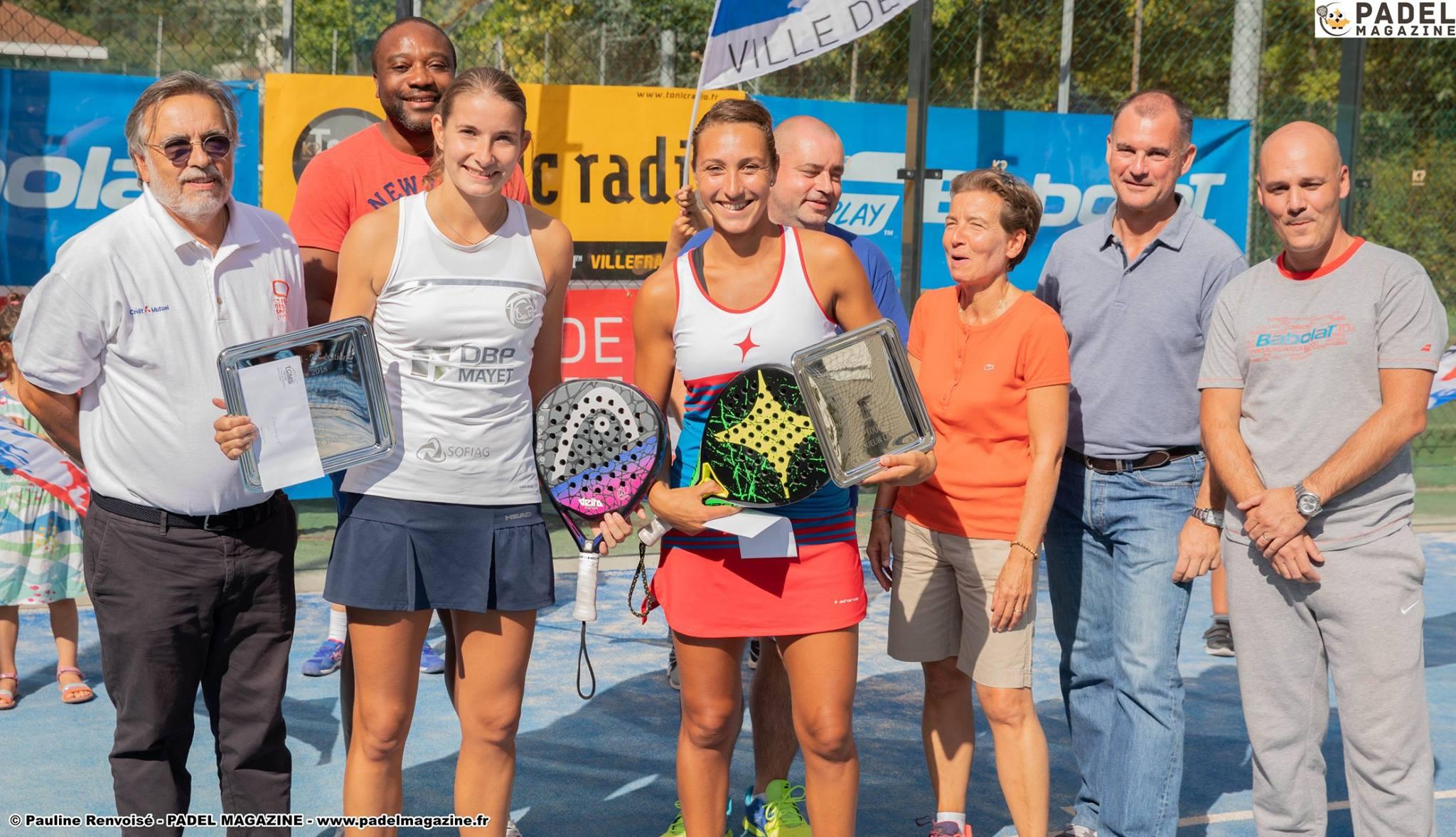 Giner / Collombon : Impériale à l'Open de Lyon – TCM5