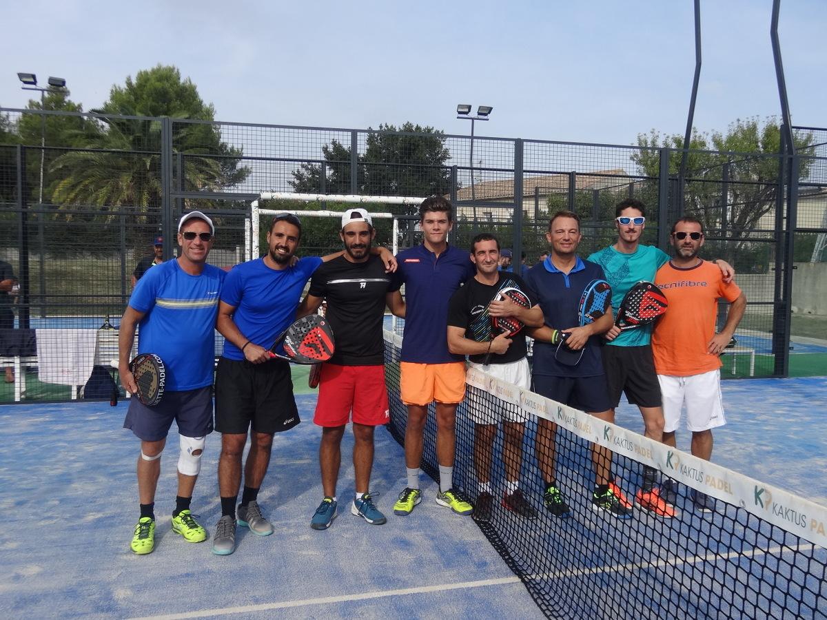 JACOB / KEEN wygrywa turniej Melgorienne Racket Open