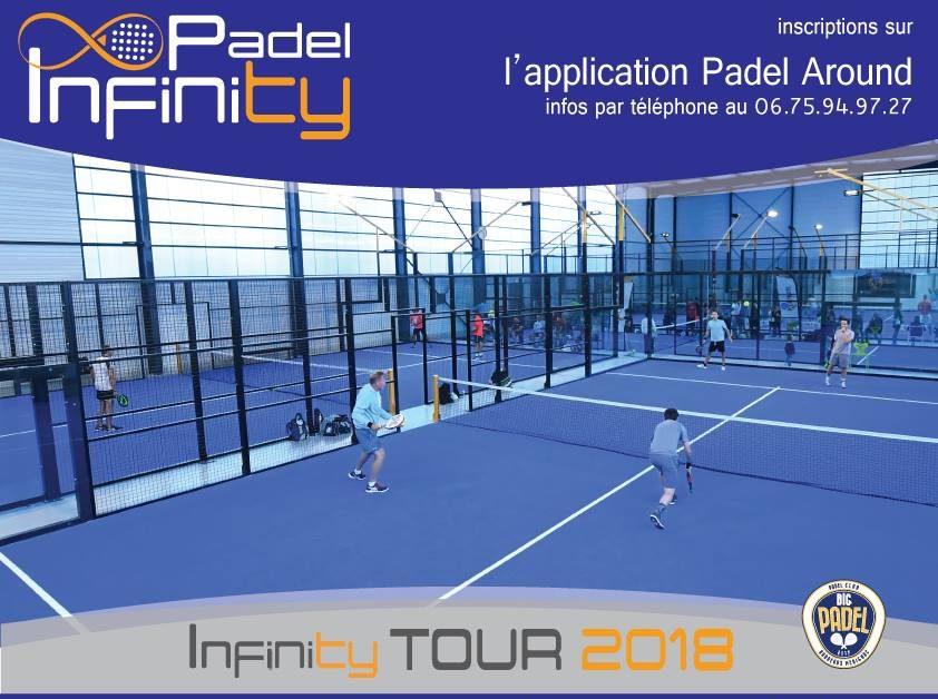 Le Padel Infinity passe par le Big Padel Bordeaux