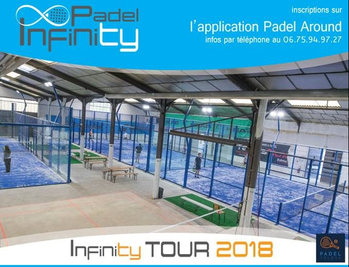 Padel Tolosa : Stage et Padel Infinity