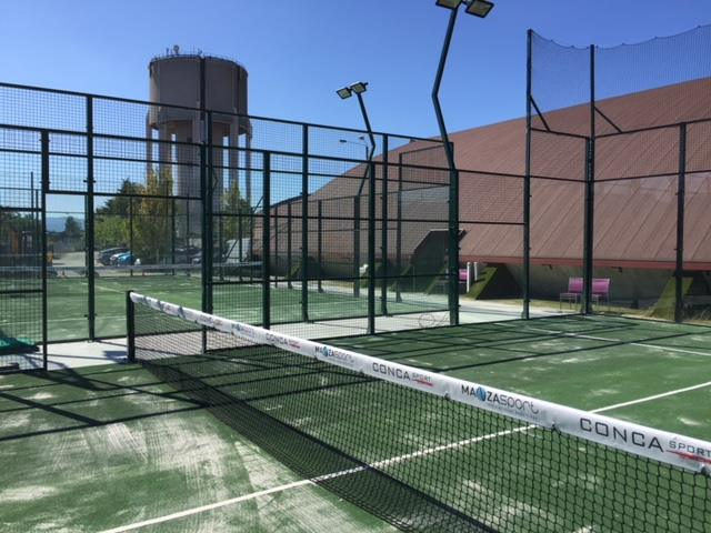 Il Dardilly Tennis Club sta costruendo 2 padel