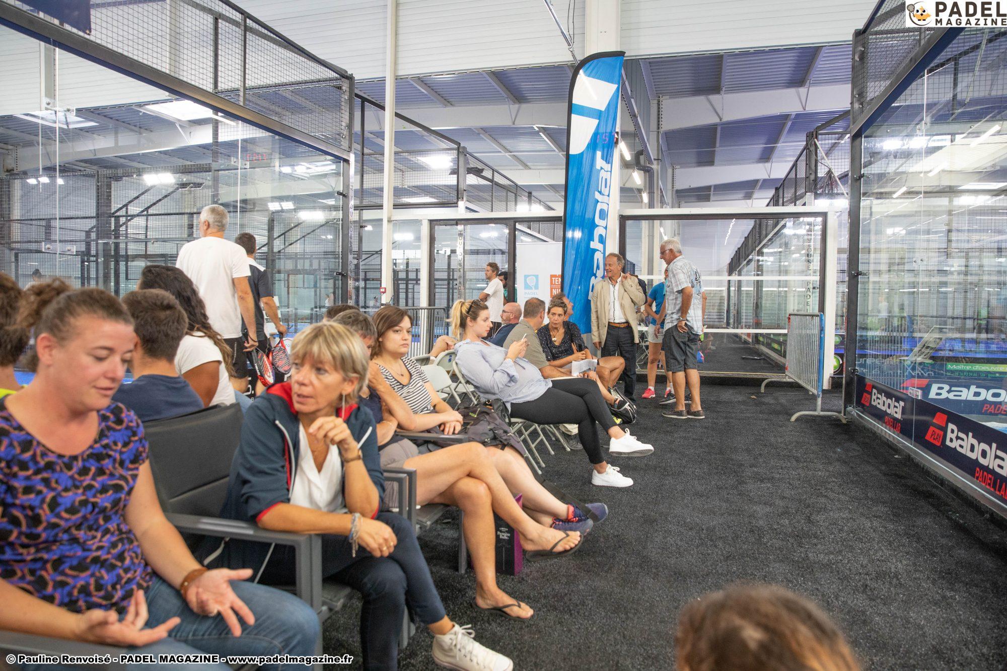 Résultats 8e – Championnats de France de padel 2018