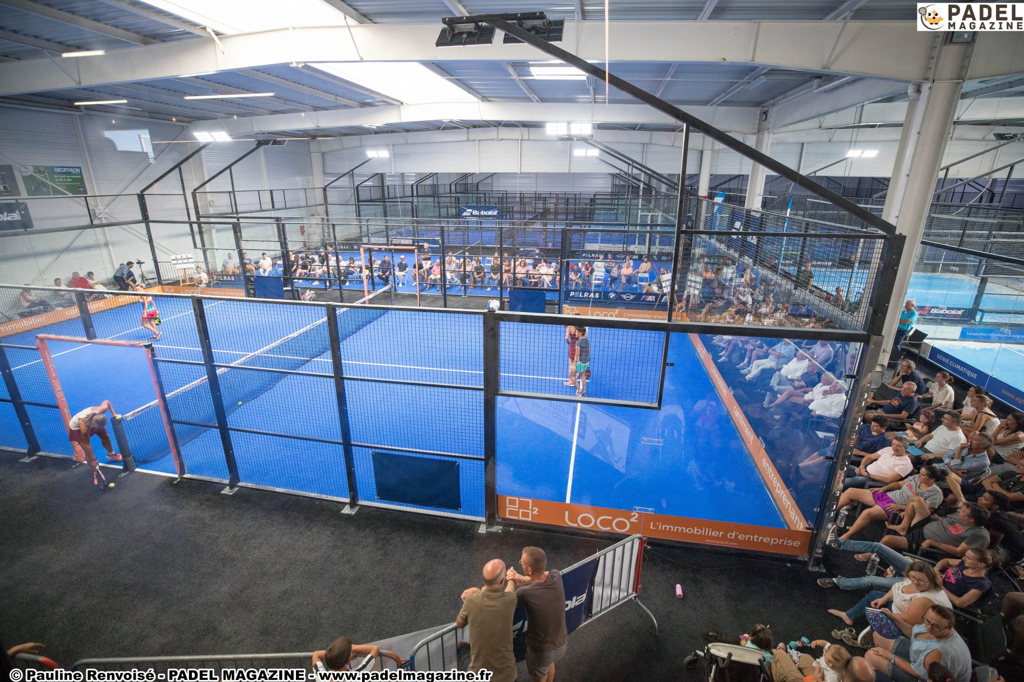 Toulouse padel club pushes the walls in 2020