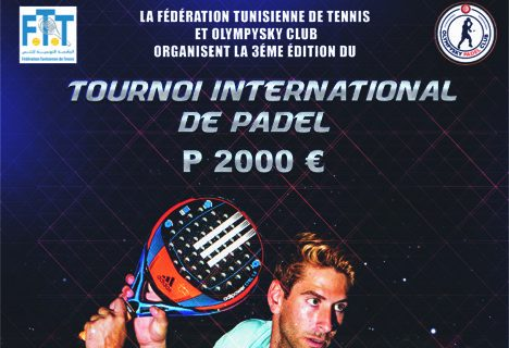 Tournoi International de padel de Tunisie