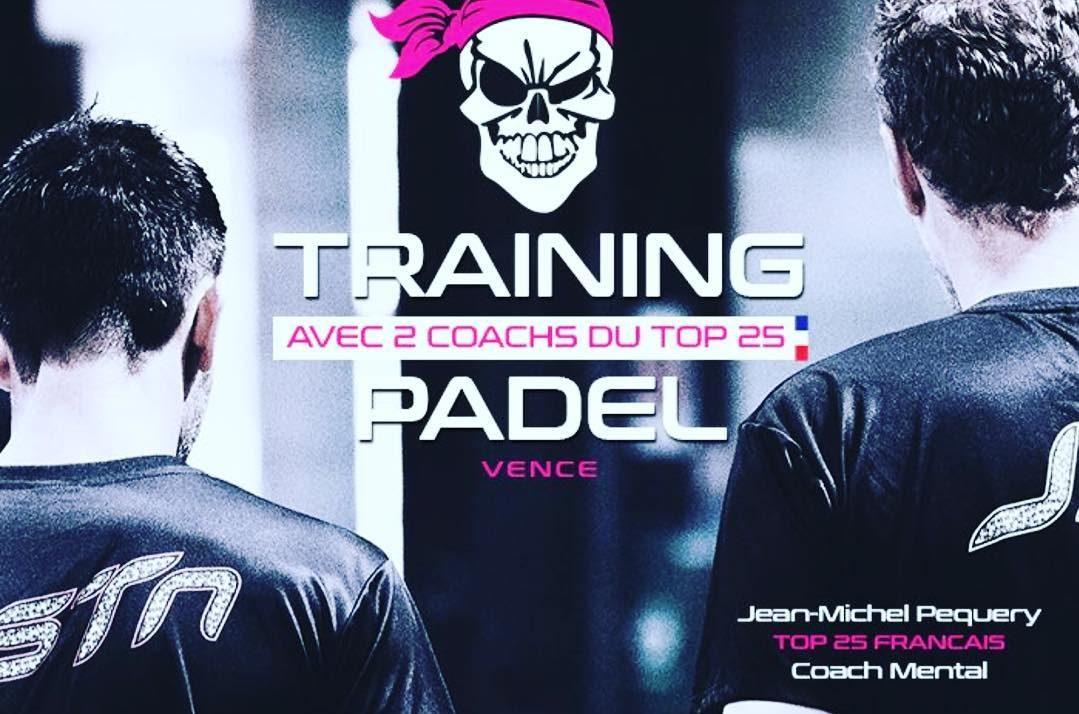 Training Padel Vence : Du padel, du physique, du mental