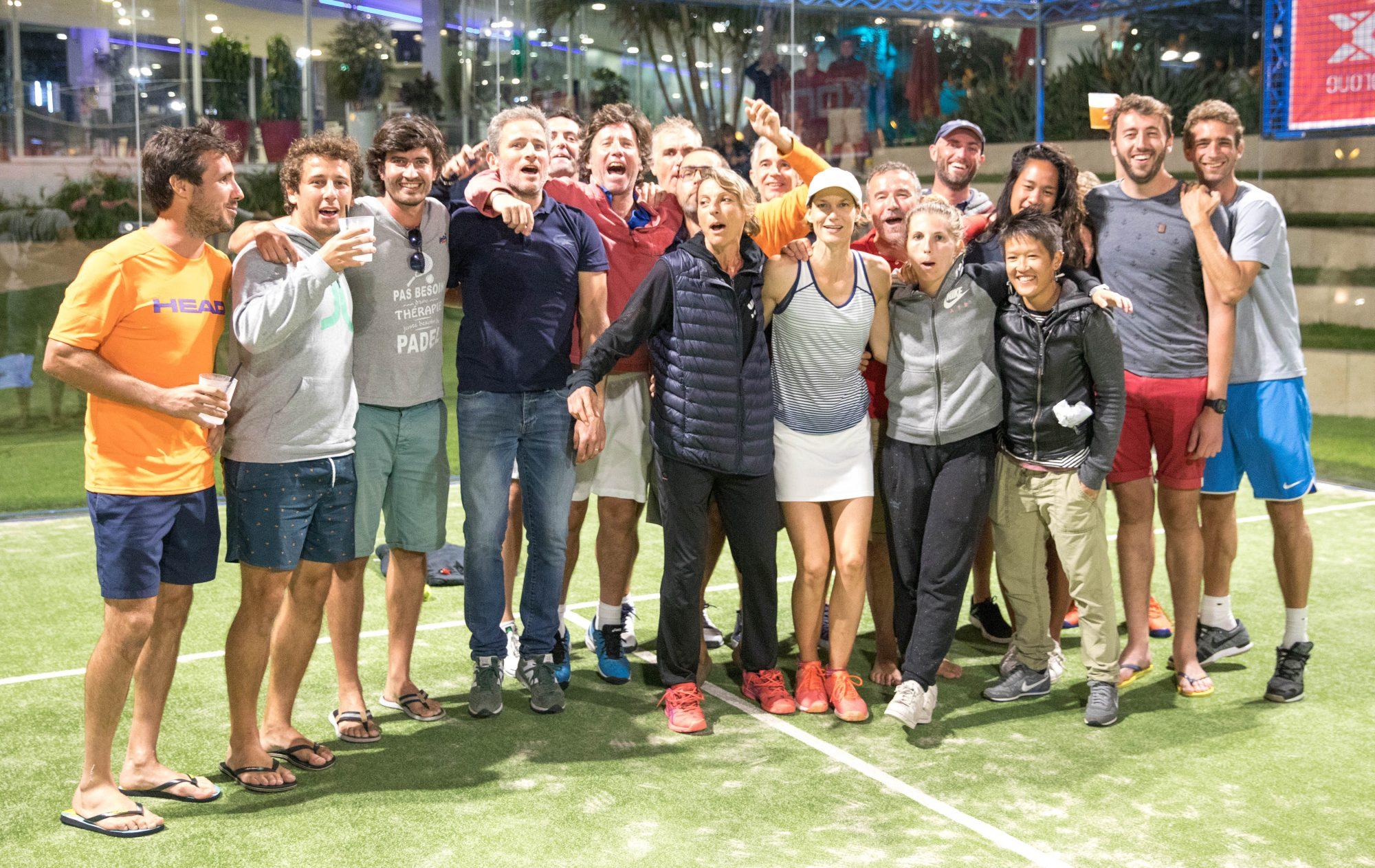 """Frédéric Aura: """"La Setteo Team Cup di Nox, come la Coppa Davis"""""""