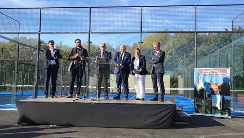 "Bernard Giudicelli : ""2019 sera l'année du Padel"""